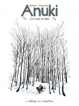 Anuki tome 3 - le coup du lapin