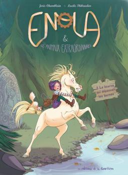 Enola et les animaux extraordinaires tome 2