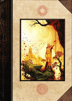 Le crépuscule des dieux - intégrale de luxe tomes 1 à 9