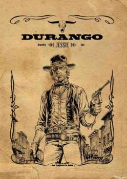 Durango - tirage de tête tome 17 - Jessie