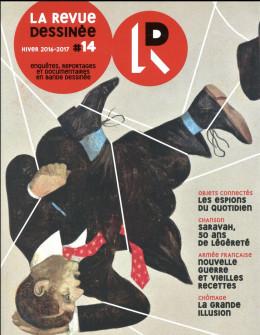 La revue dessinée tome 14 - hiver 2016-2017
