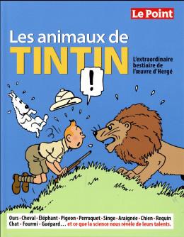 Les animaux de Tintin