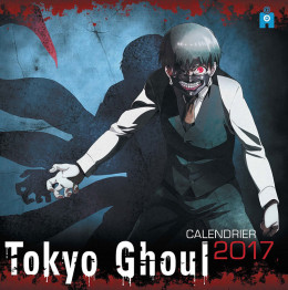 Tokyo ghoul - calendrier 2017