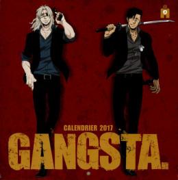 Gangsta calendrier 2017