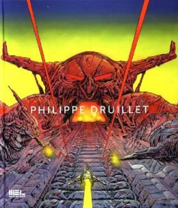 Philippe Druillet - Monographie - Tirage de Luxe