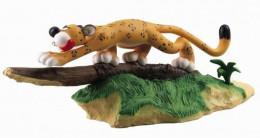 Figurine Jaguar menaçant les Marsupilami