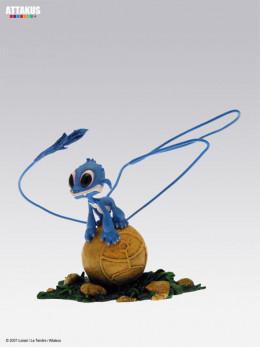 figurine Le Fourreux sur son rocher (2ème version)