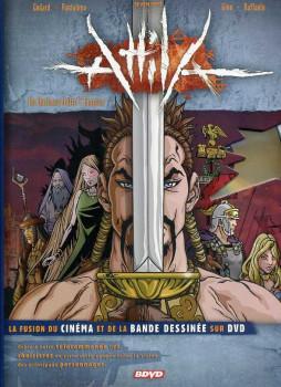 Attila un barbare défie l'empire + DVD