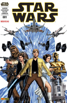 Star Wars fascicule tome 1 - Cover 1/10