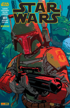 Star Wars fascicule tome 1 - Cover 8/10