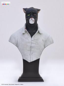 Blacksad Buste V3