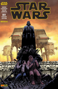 Star Wars fascicule tome 1 - Cover 9/10