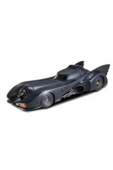 Figurine Batmobile - Le Défi Hot Wheels 1989 1/24 métal