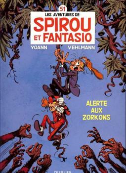 Spirou et Fantasio - HC tome 51