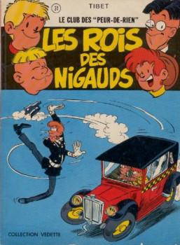 """Club des """"Peur-de-rien"""" (Le) tome 2 - Les rois des nigauds (éd. 1974)"""