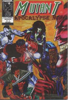 Mutant : apocalypse now tome 2 - Apocalypse now
