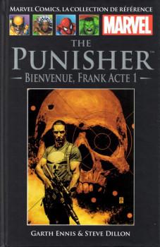 Marvel Comics - La collection (Hachette) tome 21 - The Punisher - Bienvenue Frank acte 1