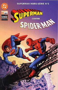 Superman HS (Semic) tome 5