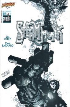 SteamPunk tome 7