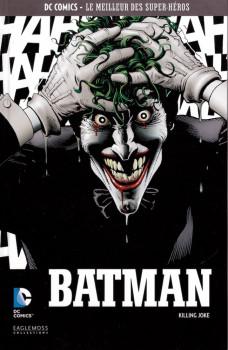 DC Comics - Le Meilleur des Super-Héros tome 11 - Batman - Killing Joke (éd. 2016)