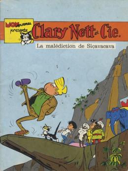 Clary Nett et Cie tome 4 - La malédiction de Siçavaçava (éd. 1973)