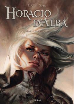 Horacio d'Alba - tirage de tête tome 3
