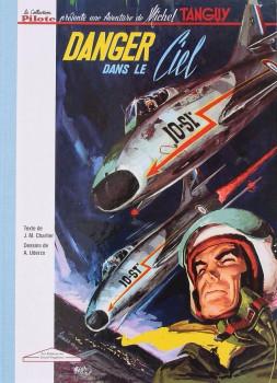 Tanguy et Laverdure - tirage de luxe tome 3 - Danger dans le ciel