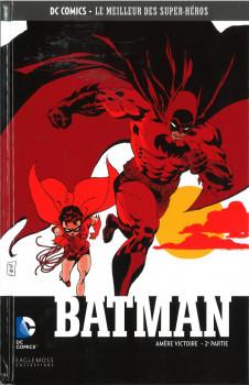 DC Comics - Le Meilleur des Super-Héros tome 28 - Batman - Amère Victoire - 2ème Partie (éd. 2016)