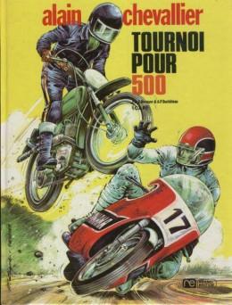 Alain Chevallier tome 3 - Tournoi pour 500 (éd. 1974)