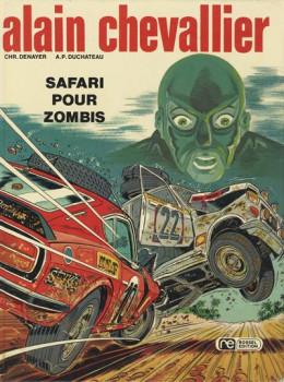 Alain Chevallier tome 5 - Safari pour Zombis