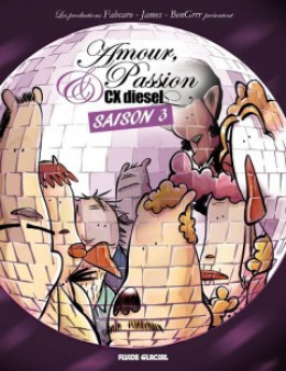 Amour passion cx diesel tome 3 (prix réduit)