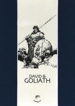 Portefolio Toppi David et Goliath