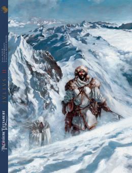 Tirage de tête Le troisième testament - Julius tomes 2 et 3