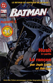 Batman (semic) tome 1