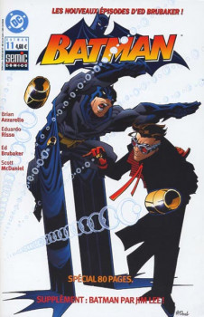 Batman (semic) tome 11