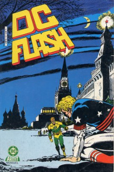 DC Flash tome 11