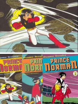 Lot Prince Norman de Tezuka