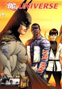 DC universe tome 34