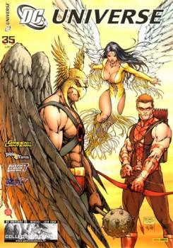 DC universe tome 35