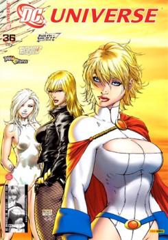 DC universe tome 36