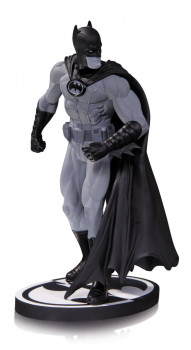 Figurine Batman Black & White par Gary Frank