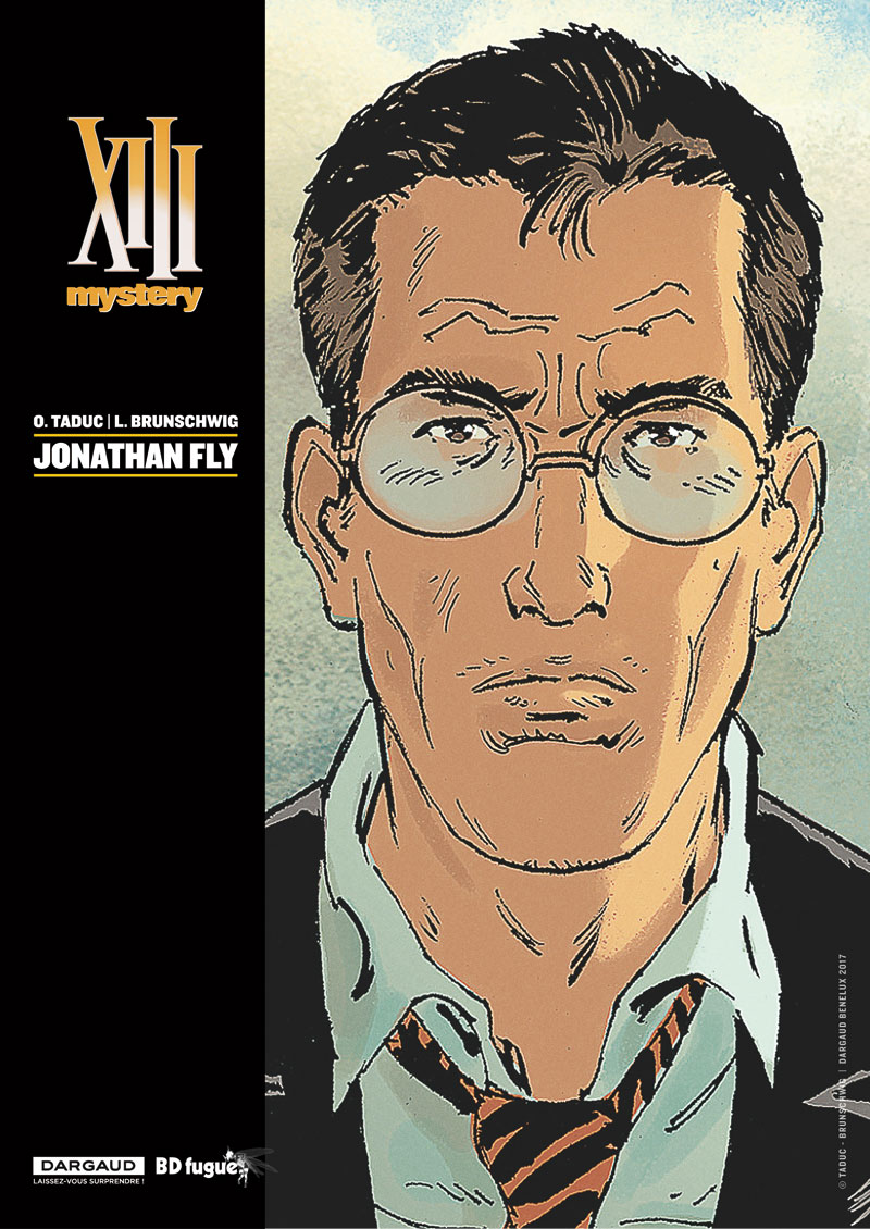 page 1 xiii mystery tome 11 ex libris offert