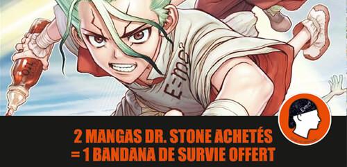 bandana dr stone