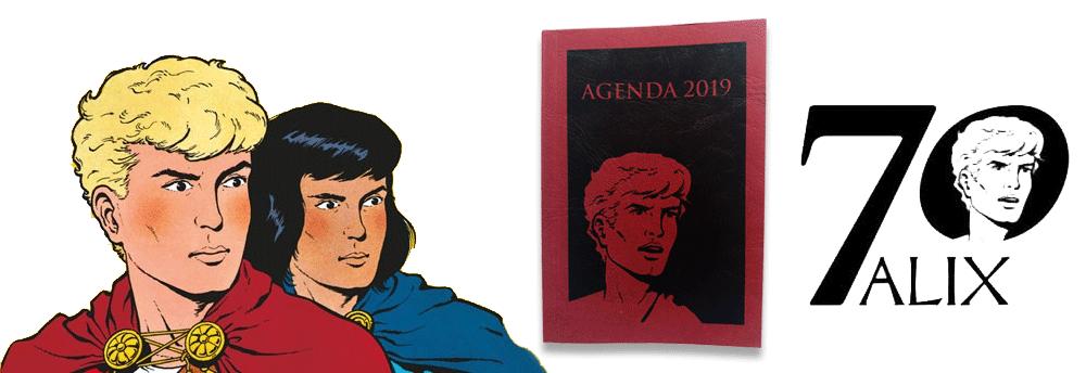 Agenda Alix
