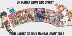 fairy tail offerts