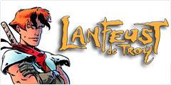 Logo lanfeust troy