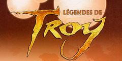 Logo légendes troy