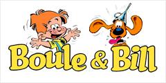 Logo Boule et Bill